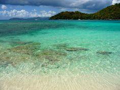 Virgin Islands National Park, Virgin Islands.