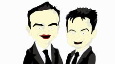 Ant & Dec, All Video, Ants, Joker, Animation, Videos, Fictional Characters, Instagram, Ant