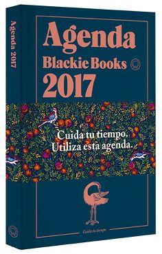 Agenda Blackie Books 2017