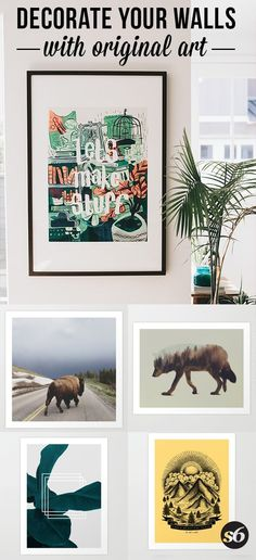 Society6 Art - Decorate your walls with original art. Shop thousands of designs from independent artists, available on prints, canvas, metal, and more.