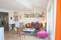 Location indépendante dans Paris 11th / Bastille Le Charonne est disponible en juillet et aout 2013.