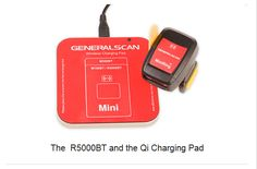 Generalscan Ring barcode scanner new product R5000BT is about to be listed!
