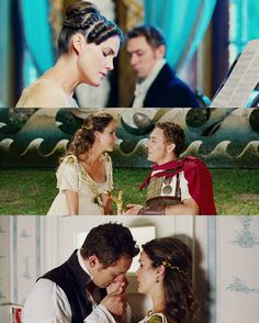 Austenland <3 -- such a goofy but cute movie