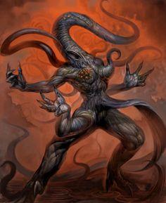 Nyarlathotep (H P Lovecraft)  Douzen