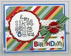 1000+ images about bring on the cake stampin up on Pinterest | Birthday wishes, Pedestal and Birthdays
