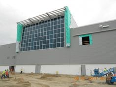 When Skanska USA Building was tasked with the fast-track project of a sleek and modern Cruise Terminal in Port Canaveral, the obvious choice was the knock-out combination of contractor Quality Metals, Inc., of Sanford Florida and Petersen's Metal Roofing 7.2 and R-36 exposed fastener panels.