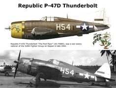 P-47D Thuderbolt