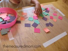 Looking for activities for one year olds? These 5 toddler activities kept our 18 month old busy and happy!