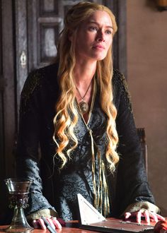 Cersei Lannister in Game of Thrones (s.5 e.2)