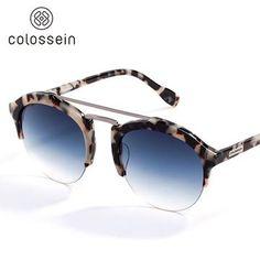 66ae35d525 COLOSSEIN Fashion Sunglasses Women Men - By darkskin Sunglasses Women
