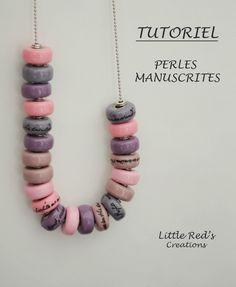 [TUTORIEL] Perles manuscrites