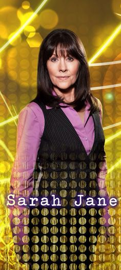 Women Of Doctor Who : Elizabeth Sladen as Sarah Jane Smith.