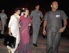 Sonia Gandhi Admitted to AIIMS | International Broadcasting of Global NEWS