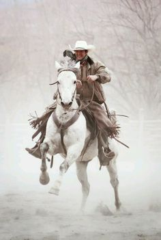 Cowboys, cowgirls, horses and anything else I like. Cowboy Up, Cowgirl And Horse, Cowboy And Cowgirl, Horse Love, Horse Riding, Real Cowboys, Cowboys And Indians, Western Riding, Western Art