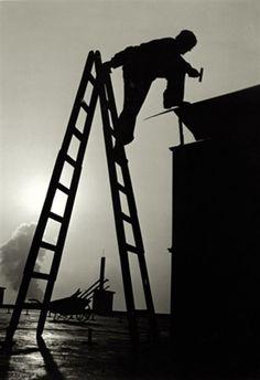 Antonin Gribovsky    Work in the heights, 1959