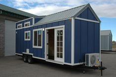 The Tyler Tiny House by Tiny Idahomes. http://bit.ly/1lq0JsW