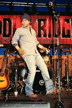 Christian Kane- Live- Added by Rachel Elizabeth Stainrod-Taken by Unknown person Christian Kane, Country Men, Show Photos, Bad Boys, Singer, Actors, Long Hair Styles, Celebrities, Sexy