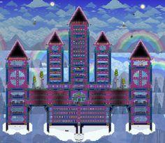Hallowed-Themed Sky Castle (1.2) photo TerrariaHallowedSkyCastle_zpscb2f7b44.png