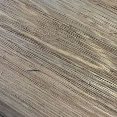 Ok, here a beautiful piece of wire brushed pine that's about to become a table top. You may not have noticed but this color is the spitting image of Restoration Hardware's aged elm color. Not too shabby for a cheap piece of pine and a little bit of stain!  #stain #woodstain #weatherwoodstains #weatherwood #weathered #designs #pine