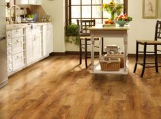 Laminate wood flooring - ideal for the modern lifestyle. Know how