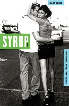 Syrup by Max Barry. A fun and fast read, as most Barry books tend to be. All I'm sayin' is you need to try some of that Fukk cola.