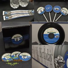Motown Inspired Party in a Box by kustomkreations4u on Etsy, $49.00