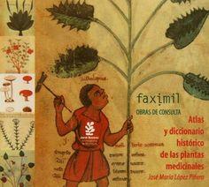 Atlas y diccionario histórico de las plantas medicinales [Recurs electrònic] / José María López Piñero Valencia : Faximil Edicions Digitals, D. L. 2005 ISBN8493339512 #biblioteques_UVEG