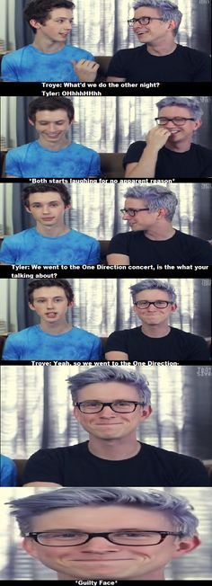 IF YOU SAY THIS ISN'T PROOF YOUR STUPID JUST SHUSH AND ENJOY TROYLER LOVE!