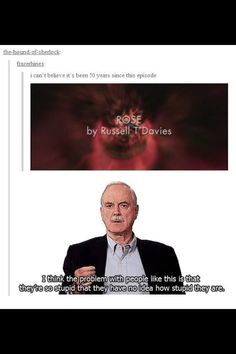 Yep, that's exactly the episode. It's not like there was another, classic series Doctor Who was based on