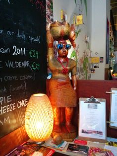 At the Havana Tapas Bar, Dublin