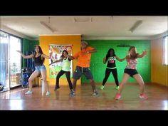 comerte toda - nene malo coreografia de sandunga fitness - YouTube