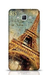 Paris Samsung Galaxy A5 Phone Case