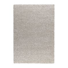 Living room area rug  ALHEDE Rug, high pile IKEA Its dense, thick pile creates a soft surface for your feet and also dampens sound.
