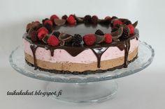 Tarun Taikakakut: huhtikuuta 2014 Tiramisu, Cheesecake, Baking, Ethnic Recipes, Desserts, Food, Drinking, Cheesecake Cake, Drinks