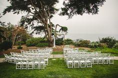 outdoor wedding ceremony at the martin johnson house in la jolla california San Diego Wedding Venues, Outdoor Wedding Venues, Wedding Ceremony, Bling Wedding, Wedding Fun, Wedding Ideas, Johnson House, La Jolla California, Martin Johnson