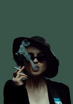 Marla Singer/ Helena Bonham Carter/ Fight Club