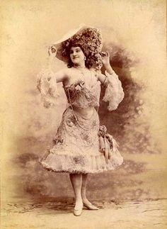 Vaudeville costume 2
