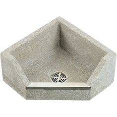 Sb3624 36 Quot X 24 Quot Berkeley Terrazzo Mop Basin Shown In Grey
