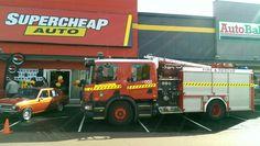 Fire rescue @ Cannington, Western Australia.