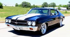 Wicked '70 Chevelle SS -----> http://hot-cars.org/2015/05/24/spectacular-1970-chevrolet-chevelle-ss-clone/