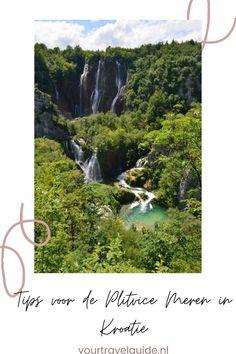 Tips voor je bezoek aan de Plitvice Meren in Kroatië en omgeving. Croatia Travel Guide, Cities In Europe, Ultimate Travel, Solo Travel, Outdoor Travel, Where To Go, North America, Travel Inspiration, Traveling By Yourself