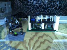 Lego Halloween, Haunted Houses, Legos, Music Instruments, Lego, Spook Houses, Musical Instruments