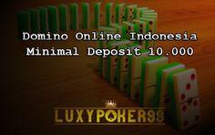 Luxypoker99 ingin menjelaskan tentang bagaimana alur permainan di situs domino online indonesia terpercaya tentunya bagi anda yang belum mengetahuinya.