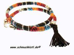 Armband Boho ETHNO-Style von Schmuckkistl auf DaWanda.com