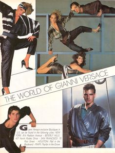 "US Vogue March 1984 ""The World Class of Gianni Versace "" 11.jpg Photo by guynlgbch | Photobucket"