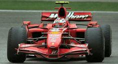 Kimi Raikkonen                   FERRARI  F2007                   Tipo056 (NA2.4L-V8