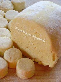 Az otthon ízei: Túrós pogácsa Dairy, Bread, Cheese, Food, Eten, Bakeries, Meals, Breads, Diet