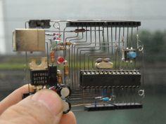 Dead bug Arduino Skeleton