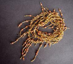 náhrdelník Spletené zlato
