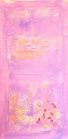 "PURPLE HUE - Original Abstract Acryllic painting on canvas  Use promo code ""LIVSBLOG"" for 50% off ANY painting!"